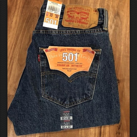 0f23101e Levi's 501 Jeans 32x32 preshrunk. M_5b05588c9cc7ef85a55fd533